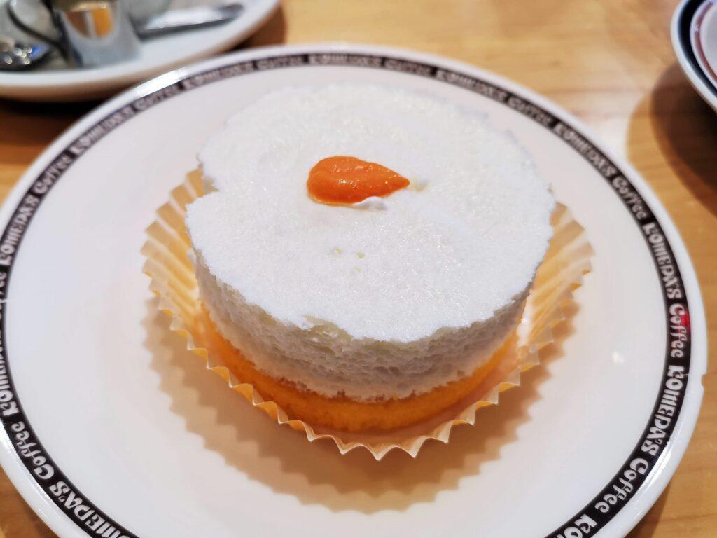 コメダ珈琲店の「口どけオレンジ」の写真 (5)