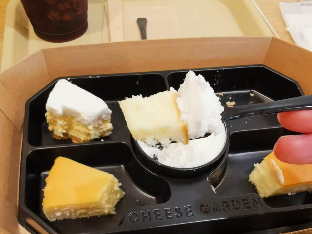 チーズガーデン(CHEESE GARDEN)のチーズケーキアソート (15)