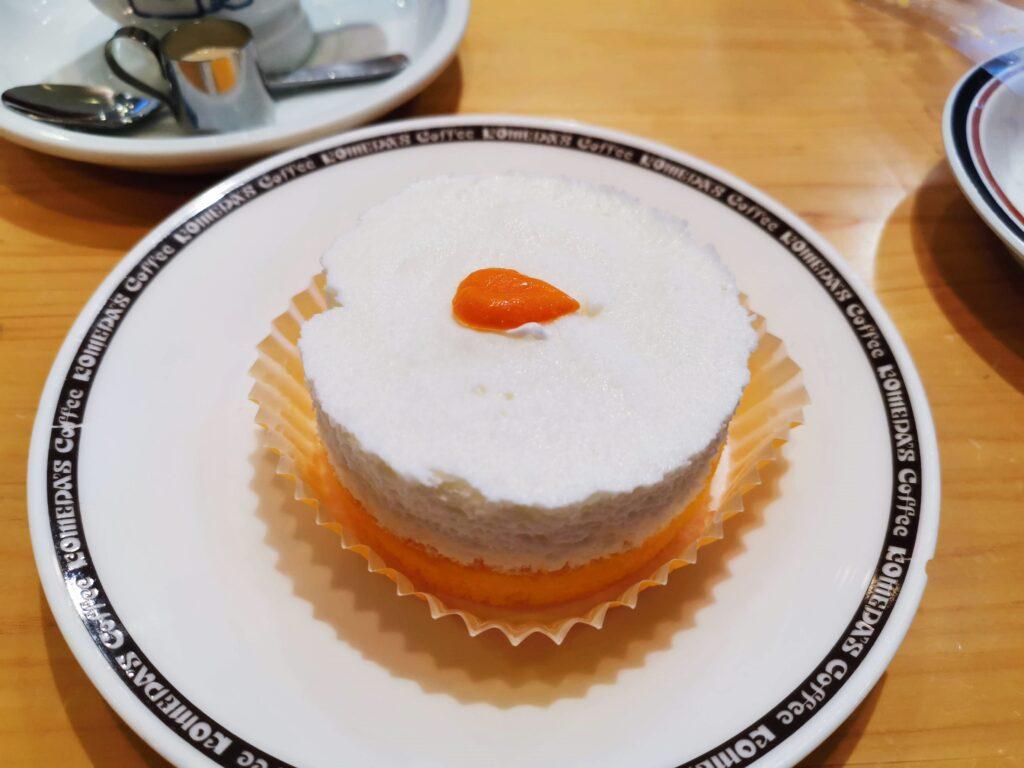 コメダ珈琲店の「口どけオレンジ」の写真 (7)