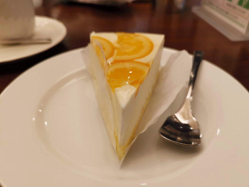 ルノアール オレンジレアチーズケーキ (8)_R