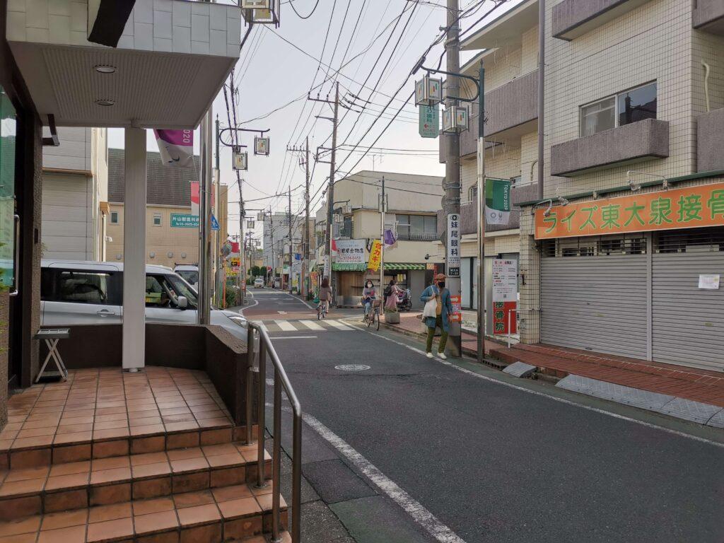 大泉学園のトレント洋菓子店 (2)