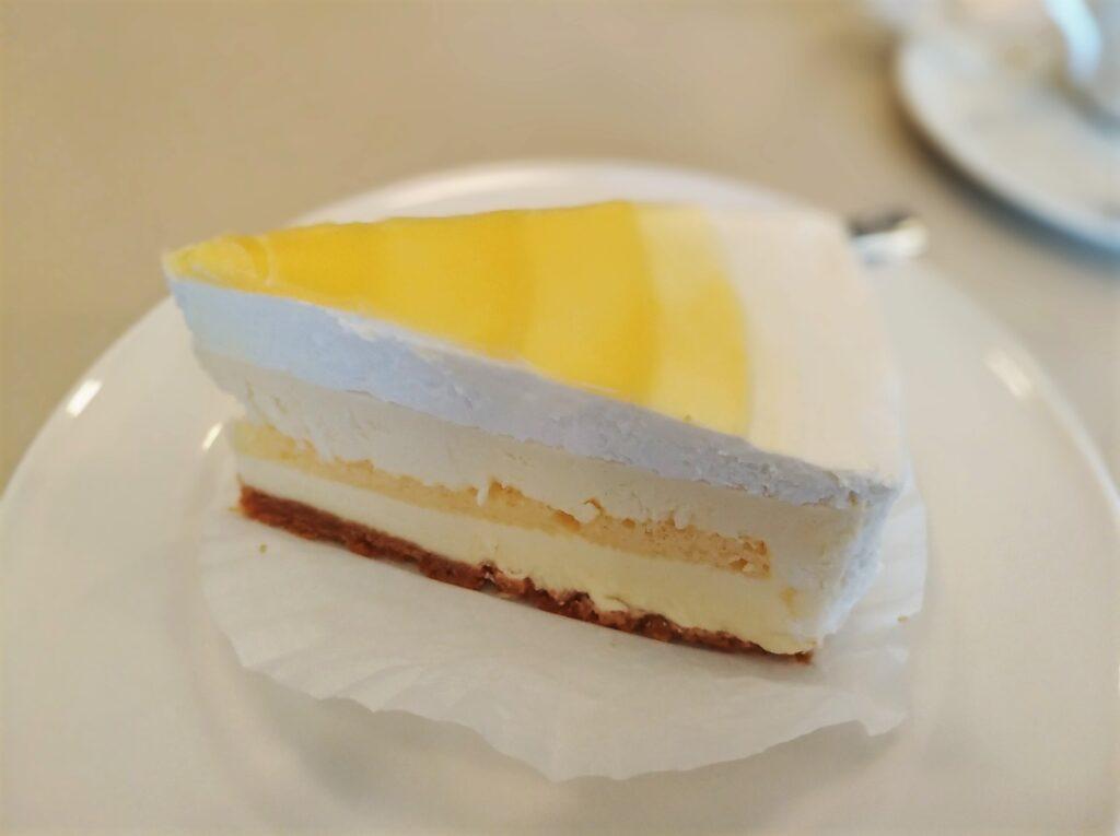 【ルノアール】北海道クリームチーズのハニーヨーグルトレア (1)