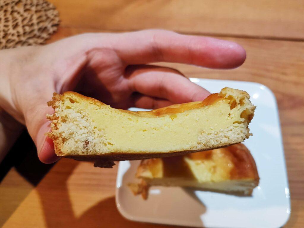 山崎製パンのチーズタルトの写真 (1)