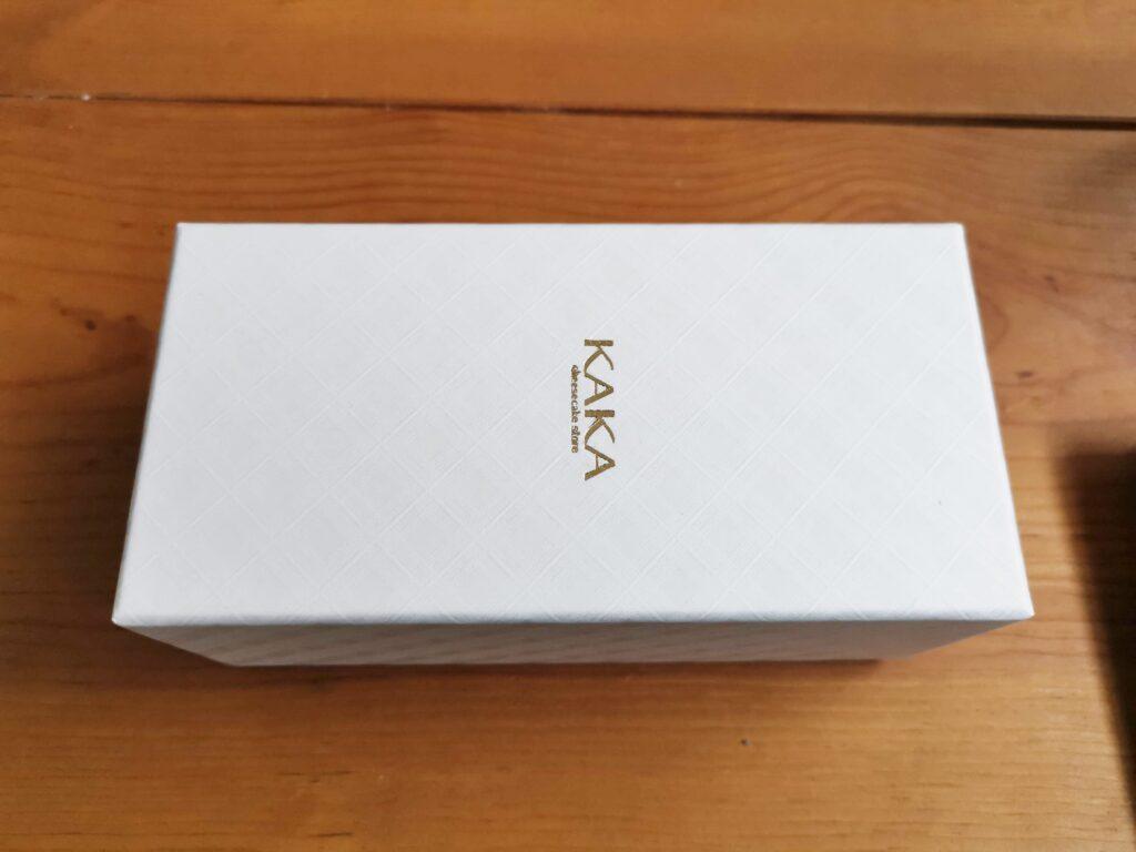 チーズケーキKAKA ホワイトチョコチーズケーキの写真 (2)
