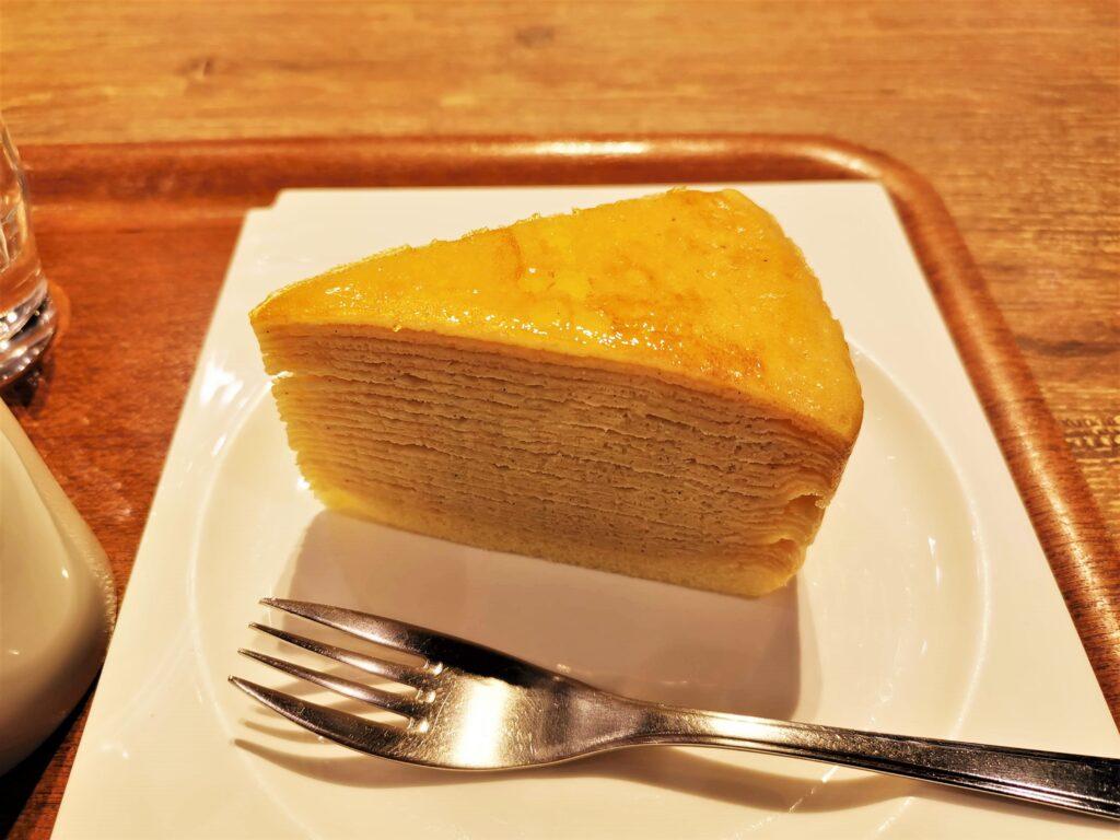 ニューヨーカーズカフェのミルクレープ (3)
