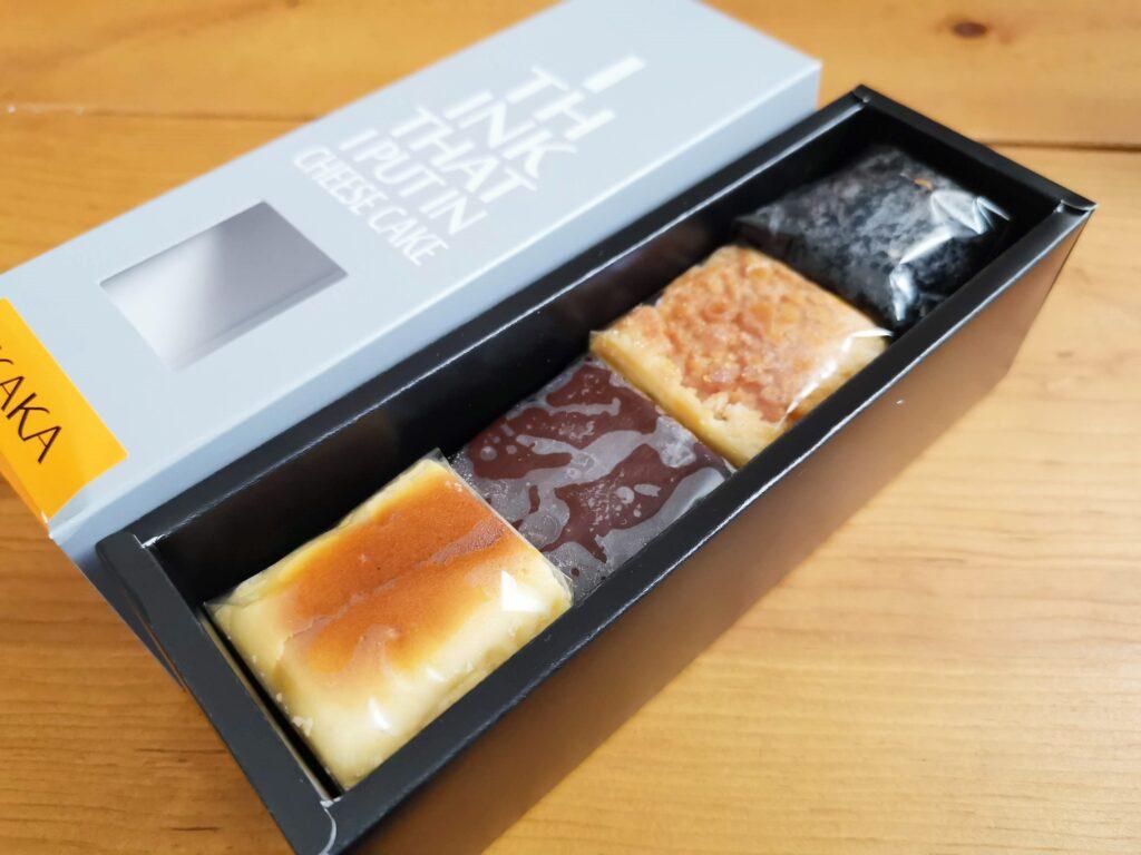 チーズケーキKAKA 濃厚チーズケーキ4種食べ比べセットの写真 (4)