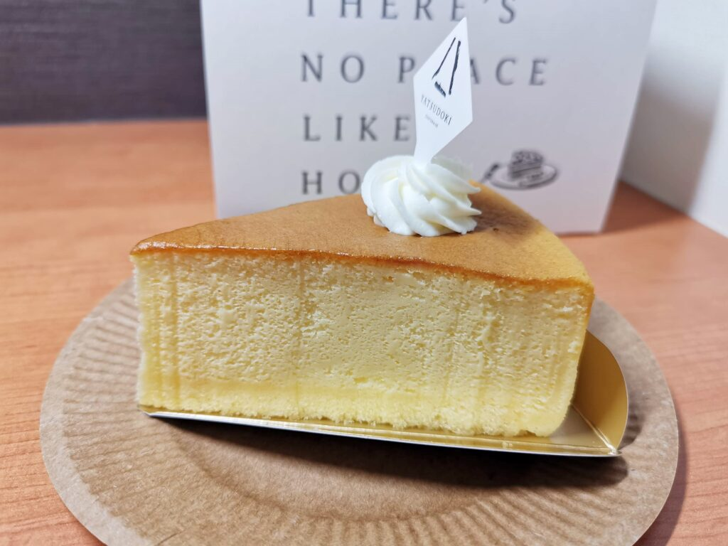 YATSUDOKI(ヤツドキ)のチーズケーキの写真 (1)