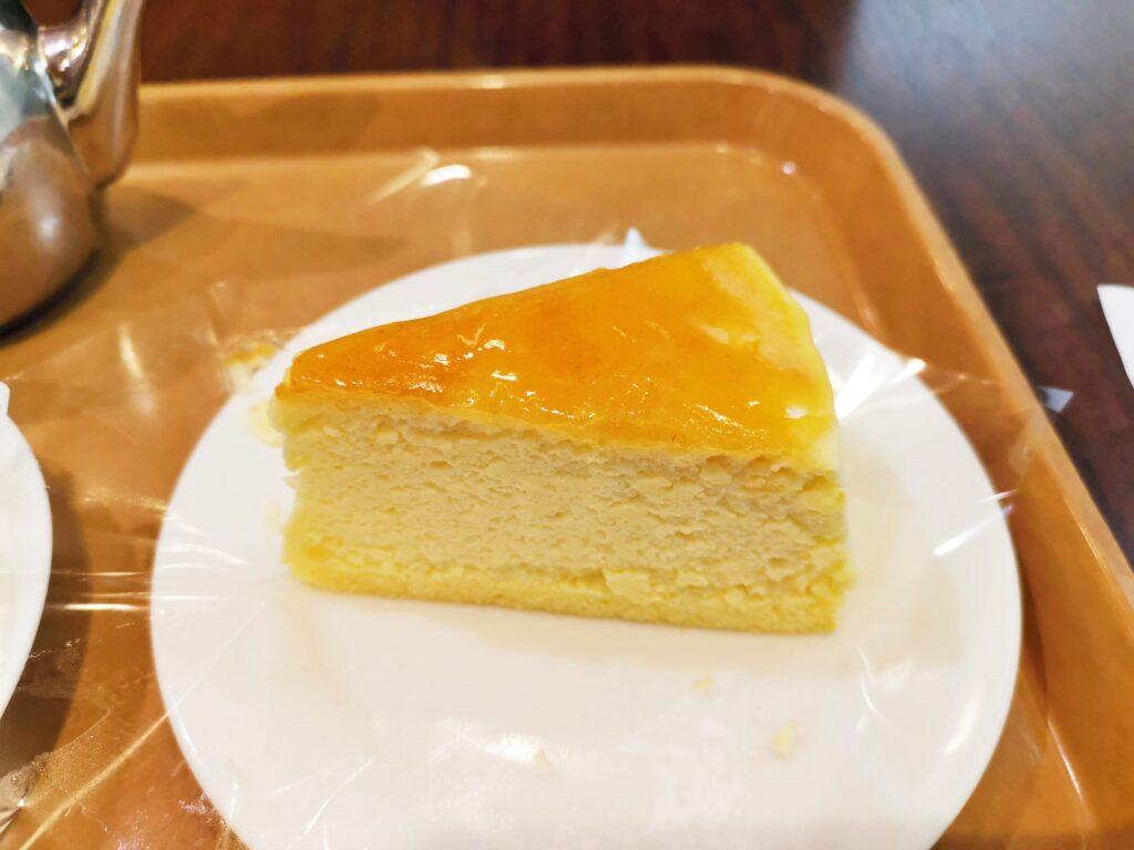 イタリアントマトカフェの3種のチーズスフレ (4)