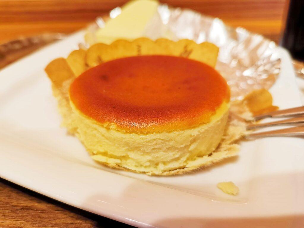 モリバコーヒーのチーズケーキ (3)