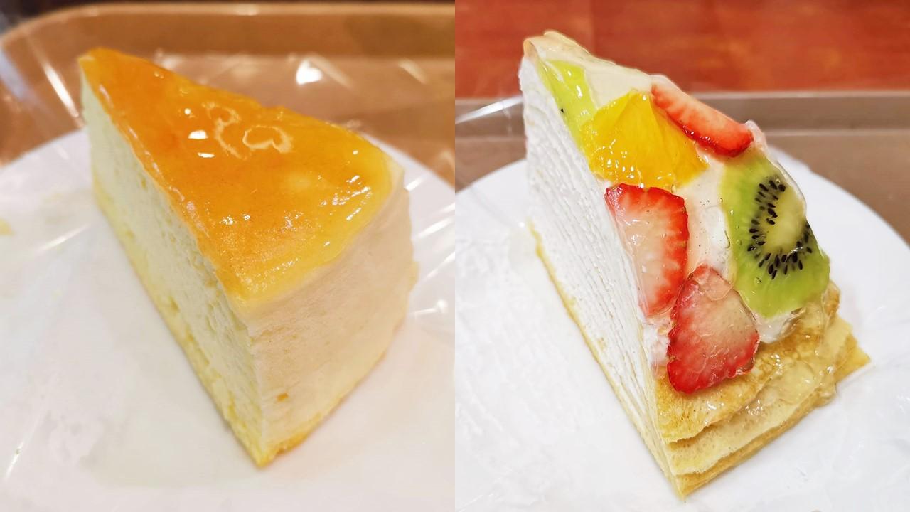 イタリアントマトカフェの3種のチーズスフレ (10)