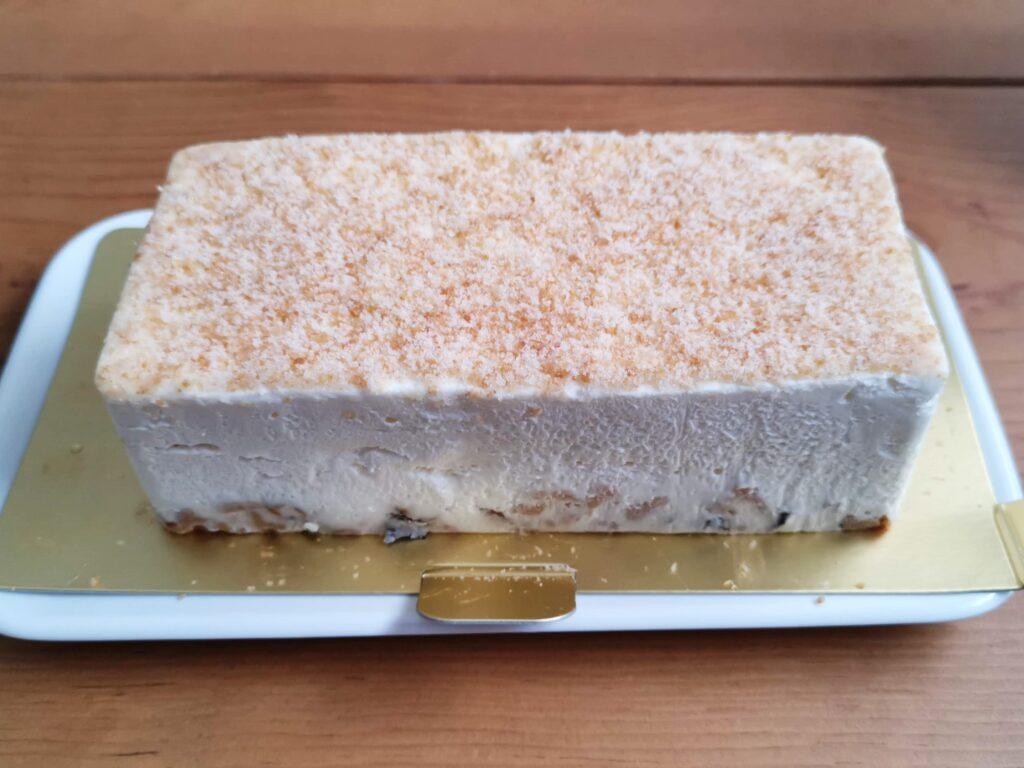 中島大祥堂の丹波黒豆チーズケーキ 2層仕立て (6)