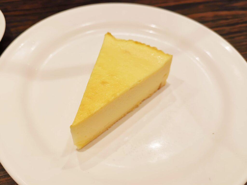 珈琲館のニューヨークチーズケーキ (3)