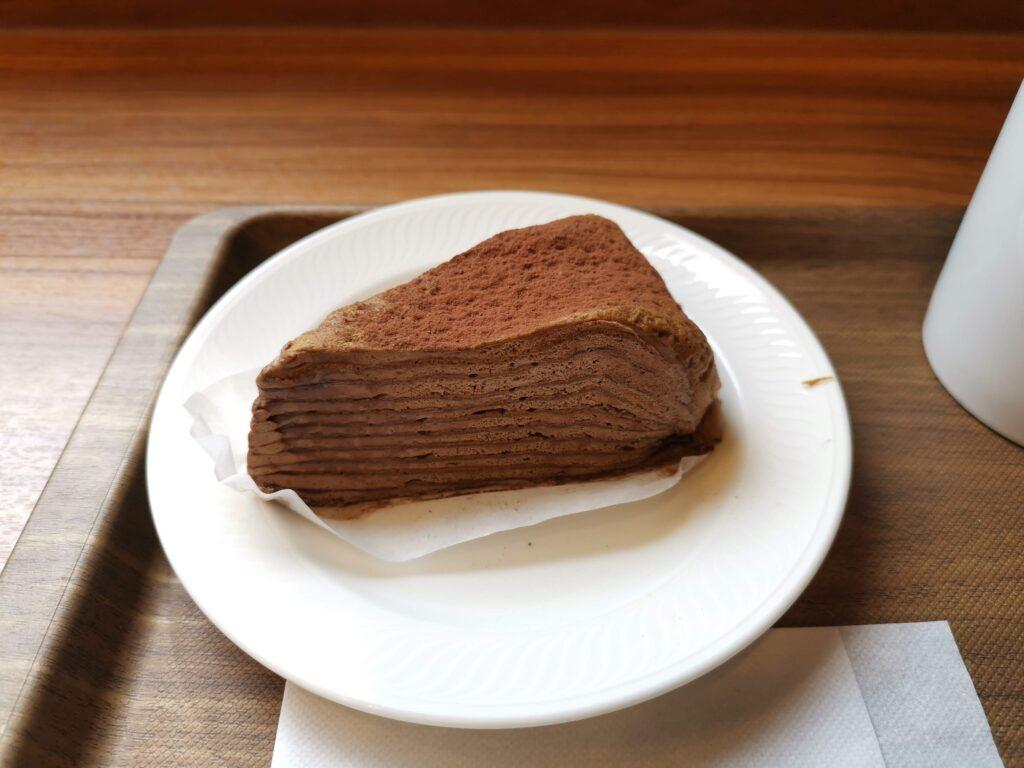 モリバコーヒーのチョコミルクレープ (4)