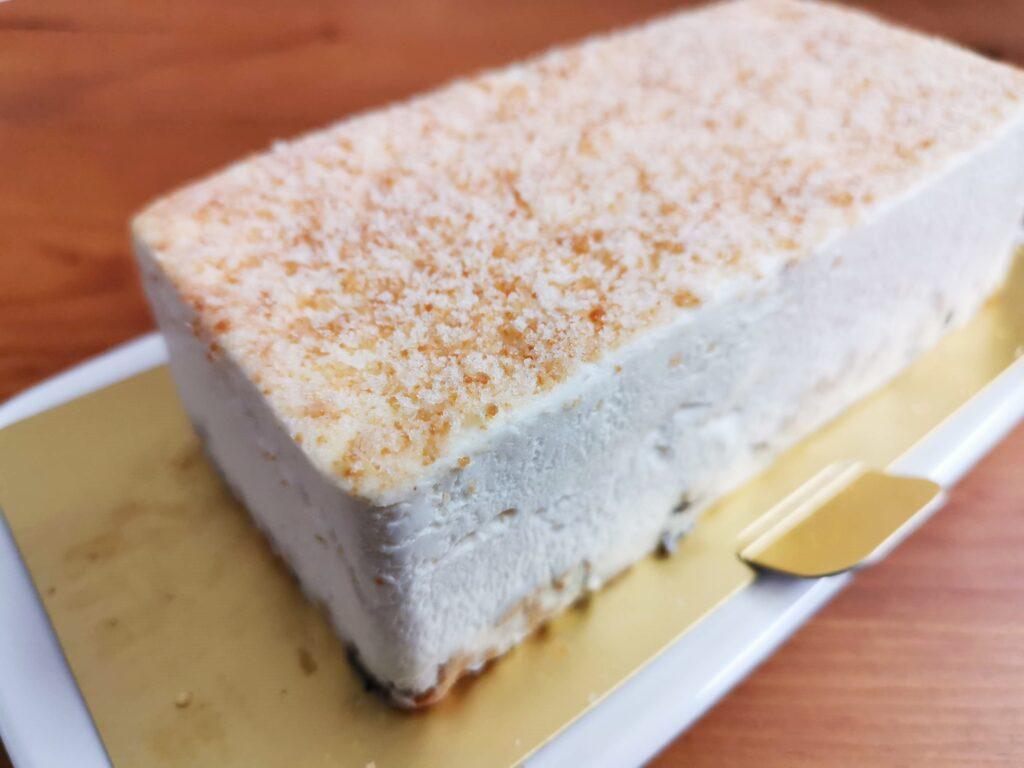 中島大祥堂の丹波黒豆チーズケーキ 2層仕立て (19)