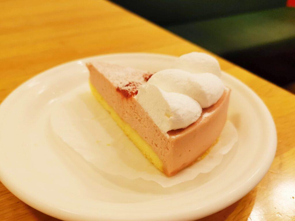 ポポラマーマのストロベリーベイクドチーズケーキ (14)