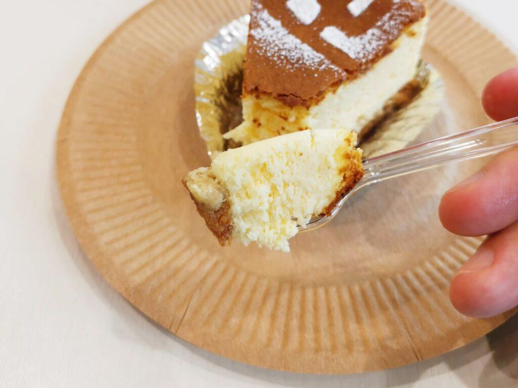大森「プチエデン」のチーズケーキの写真 (8)