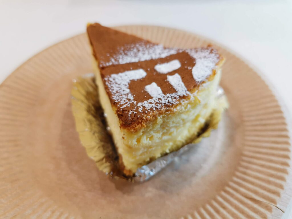 大森「プチエデン」のチーズケーキの写真 (4)