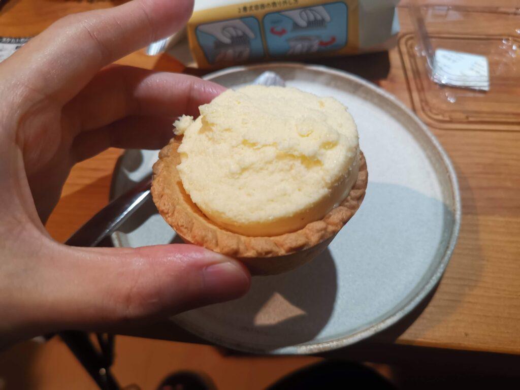 イーストナインのあとのせチーズタルト (17)