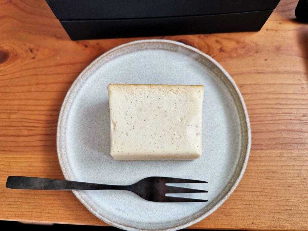 h.u.g frower(ハグフラワー)のチーズテリーヌの写真 (2)