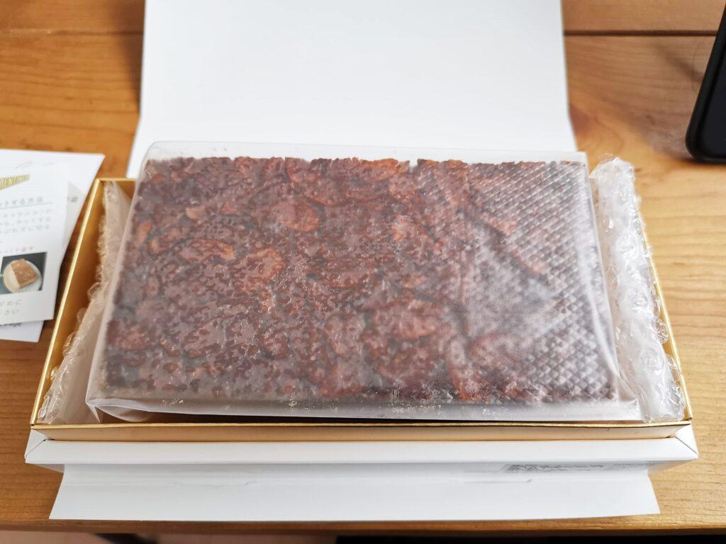 hi-cheese(ハイチーズ)のフロレンティーナ(チーズカステラのフロランタン) (2)