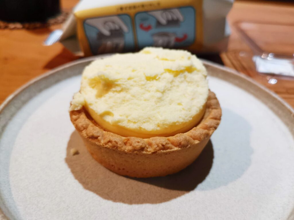 イーストナインのあとのせチーズタルト (14)