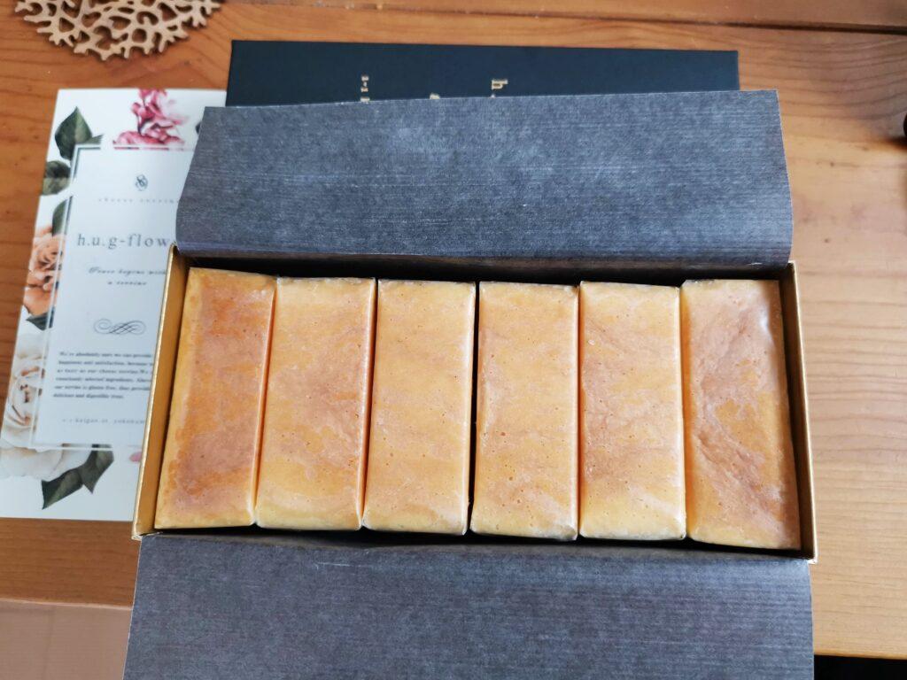h.u.g frower(ハグフラワー)のチーズテリーヌの写真 (6)