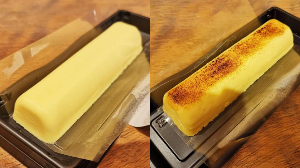 テリーヌバスクチーズケーキTOKYOのテリーヌバスクチーズケーキ (1)